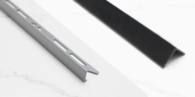 Aluminum laths